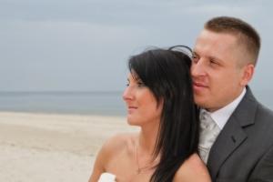 plener piękne zdjęcia ślubne Szczecin